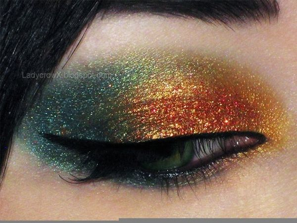eye make up10 Gorgeous Examples Of Eye Make up