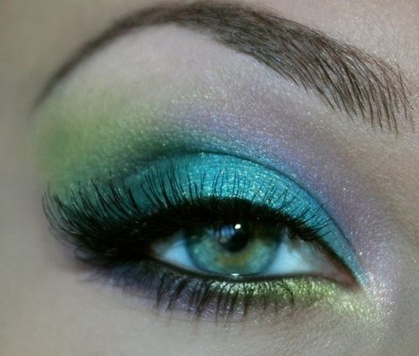 eye make up12 Gorgeous Examples Of Eye Make up
